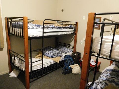 YHA レイクテカポ4ベッドルーム