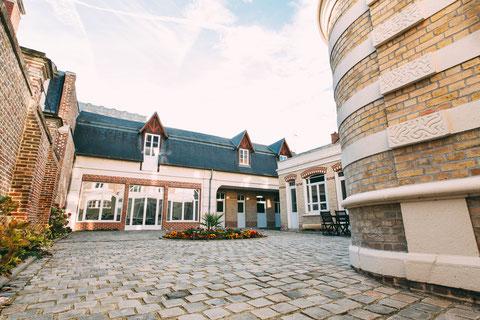 The Gem, pension, bed and breakfast, habitacion de huéspedes, en el Centro de Amiens, lanzadera, en el familia, desayuno incluido, visitar Francia en una casa cálida