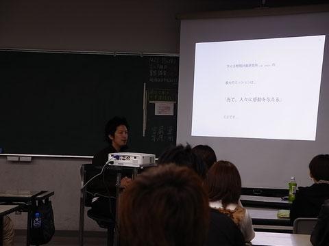 照明スタイリスト 中井慶太!!