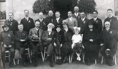 70. Geburtstag von Dr. Wilhelm Kienzl