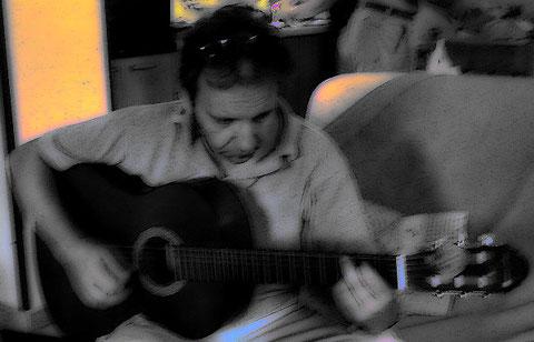 """Il Musicista """" Janfracco """"  21 agosto 2009 - 01"""