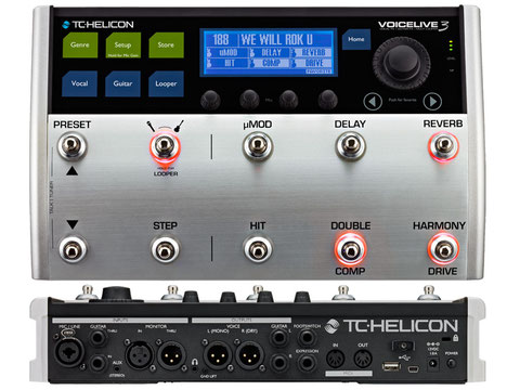 TC-Helicon VoiceLive 3