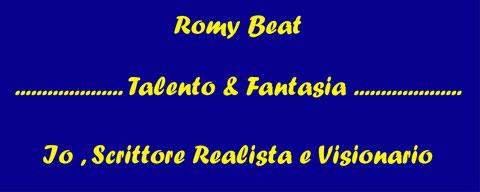 Sito&Blog  di  Romy Beat