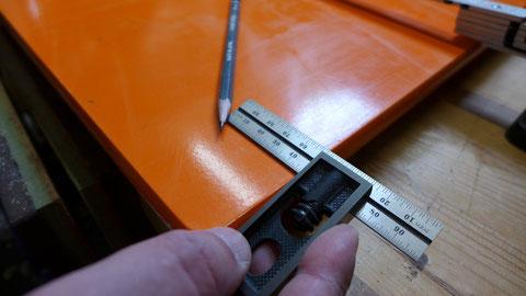 Dekoration - Upcycling - Aus Alt mach Neu - Magnet-Kreidetafel - DIY-Projekt