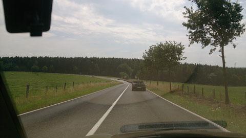 ... und Landstraßen :-)