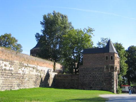 Historische Stadtmauer und...