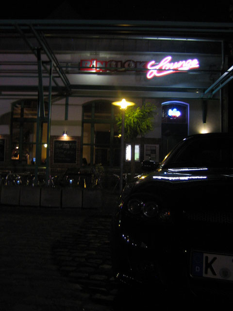 VIP-Parkplatz :-)