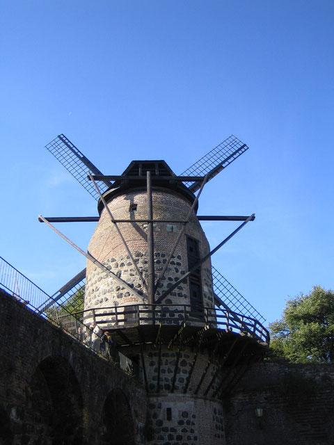 Historische Mühle..,