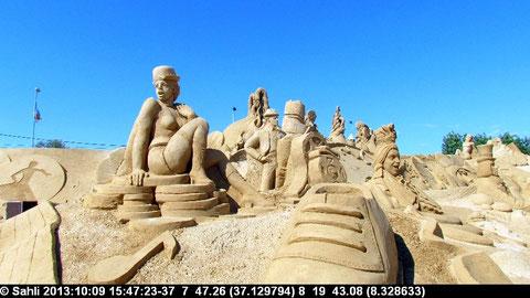 Sandcity Pera