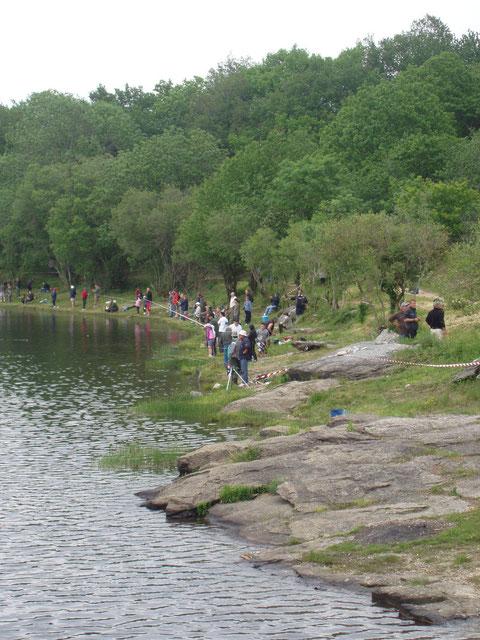 Fête de le Pêche le 6 Juin 2010
