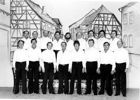 "Der ""kleine Chor"" des MGV Frohsinn"
