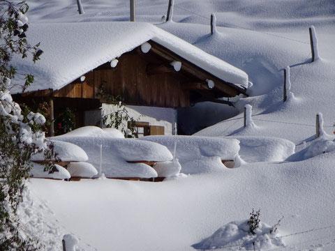 Winterurlaub im Kleinwalsertal