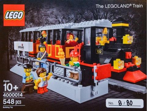 コレクターズレゴの汽車