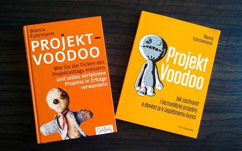 Projekt-Voodoo® auf Deutsch und Tschechisch, © Bianca Fuhrmann