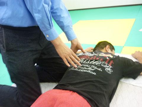 八光流皇法指圧 自然医学療法センター橋本 千葉県鎌ケ谷市の整体院