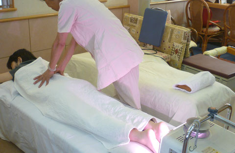 脊椎の矯正 自然医学療法センター橋本 八光流柔術 皇法指圧