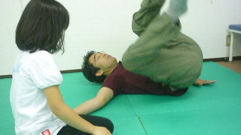 自然医学療法センター橋本 鎌ヶ谷市の指圧院 八光流柔術