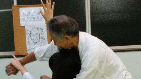 八光流柔術 健心会道場 千葉県鎌ケ谷市 自然医学療法センター橋本