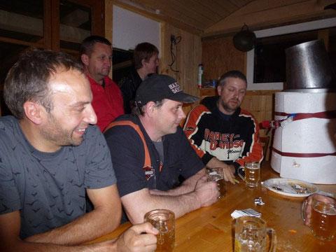 kühles Bier gehört zur GV