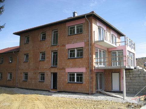 Wohnhaus in Schildthurn-Südostansicht
