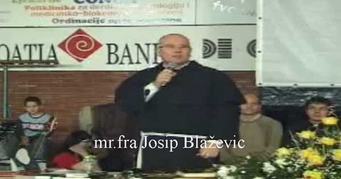 fra Josip Blažević