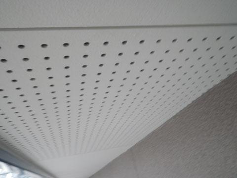 熊本県I様家の外壁塗装及び屋根塗装時撮影。外壁軒天井塗装工事完成。防カビ塗料を使用しました。