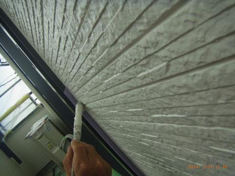 外壁塗装の手直し補修 熊本Y様邸