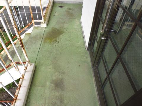 床塗替え前状況