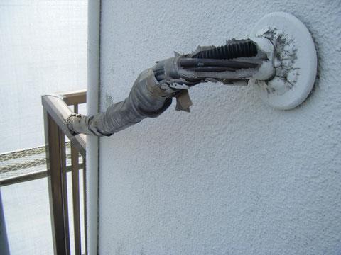 外壁塗装時 お家のメンテナンス (有)岩津塗装 工事