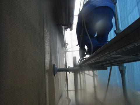 外壁高圧洗浄 熊本
