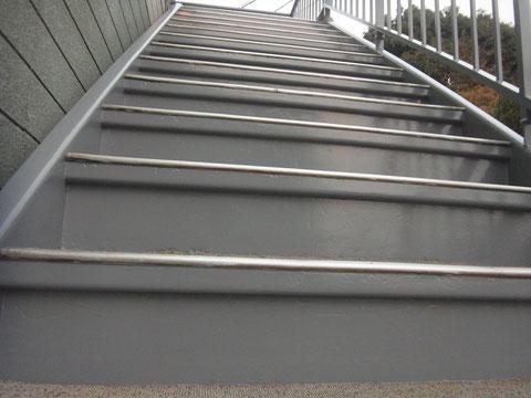 階段塗装 熊本