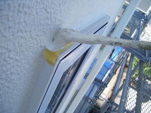 熊本のお家外壁補修状況