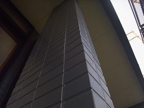 熊本市I様邸 外壁塗装完成。オーシャングレー