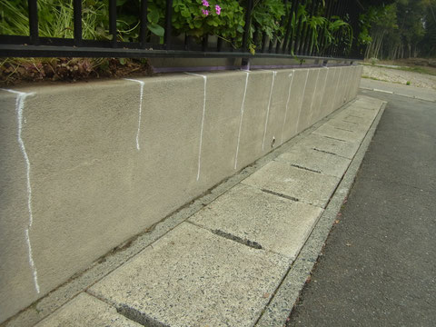 熊本県〇様邸 塗装前の下地(コーキング)処理