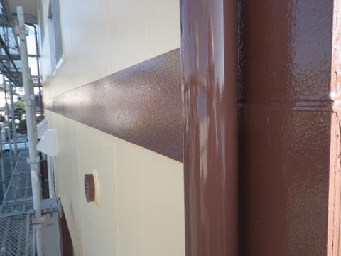 熊本市N様家。。外壁もおしゃれクリームテイストカラーで塗装完成!