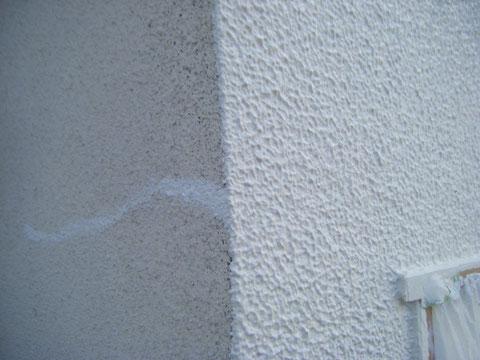 外壁防水塗装BEFORE AFTER