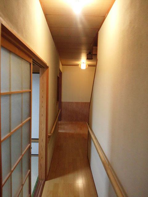 熊本のお家のクロス塗装完成状況