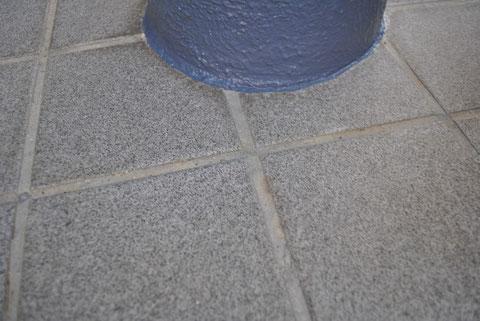 熊本市I様邸屋根塗装・外壁塗装後 AFTER 玄関前塗替え完了。キレイなライン作り
