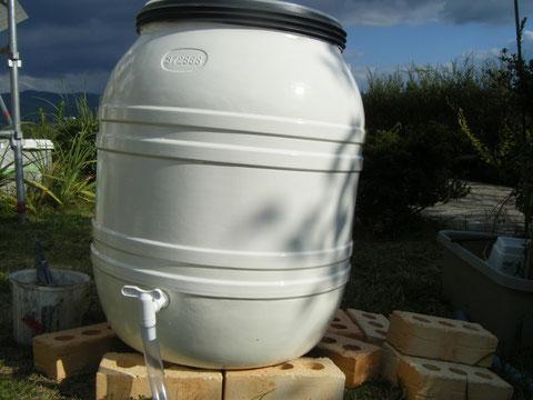 熊本のお家塗り替えで雨水エコタンクプレゼント