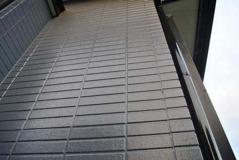 屋根塗装・外壁塗装後 AFTER 外壁塗り替え 関西ペイント高耐久塗料使用