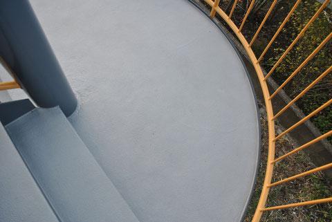 床塗替えのノンスリップ塗装