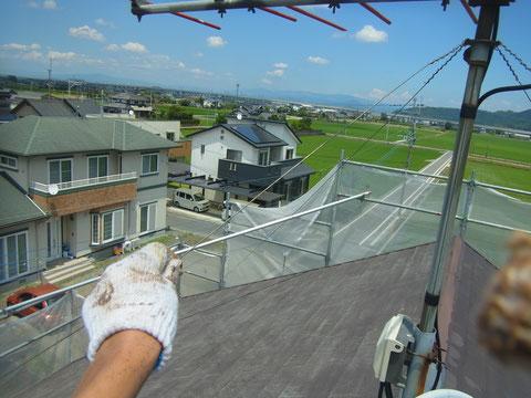 屋根 点検 熊本