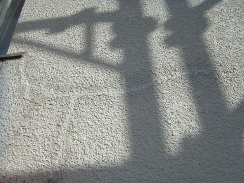 熊本県T様邸外壁コーキング処理