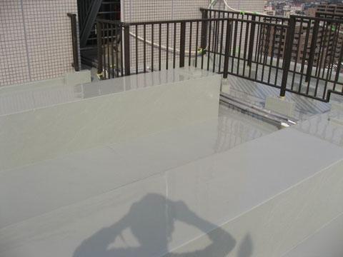 ベランダ・屋上・屋根防水塗装