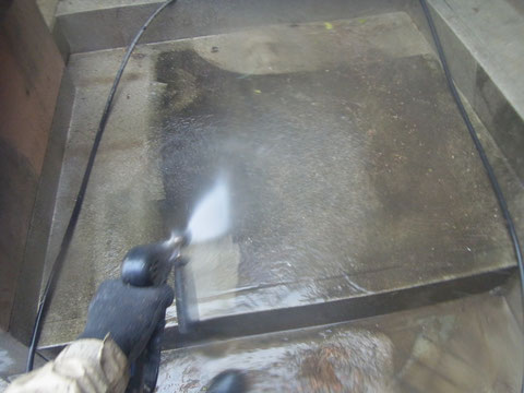 高圧洗浄 熊本