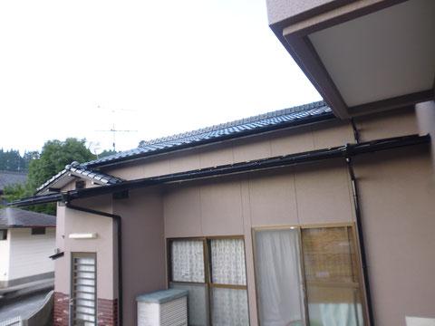 熊本県〇様家の外壁塗装・屋根塗装工事完成です。おしゃれカラーで美しく仕上がりました。