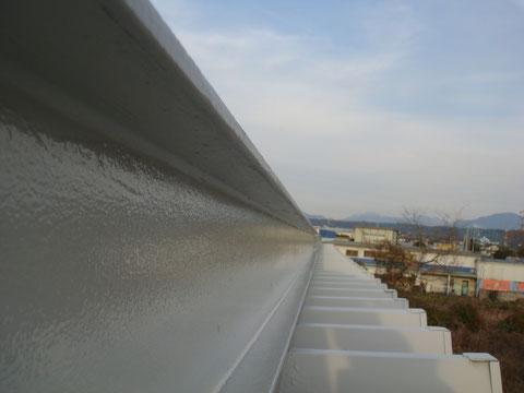 折半屋根塗装 熊本