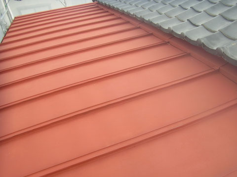屋根塗装 熊本