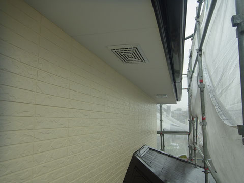 熊本県k様邸の外壁塗装完成