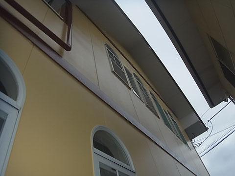 熊本市N様家をおしゃれイエローで塗装。 関西ペイント防カビ・高耐久・低汚染塗料で塗り替えました^^